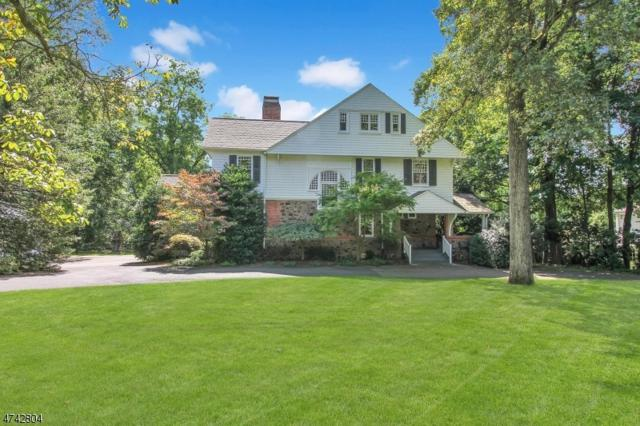 62 Western Drive, Millburn Twp., NJ 07078 (MLS #3417835) :: The Sue Adler Team