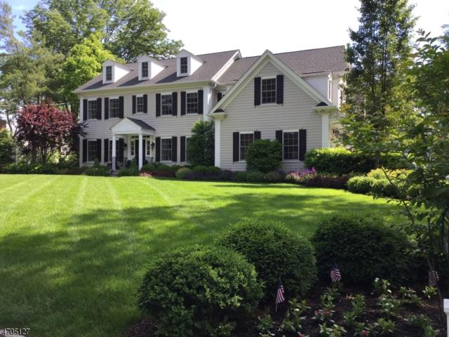 61 May Dr, Chatham Twp., NJ 07928 (MLS #3418021) :: The Sue Adler Team
