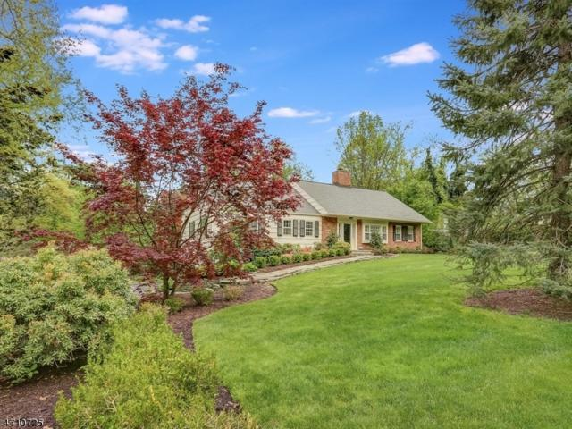 26 Glenmere Dr, Chatham Twp., NJ 07928 (MLS #3418258) :: The Sue Adler Team