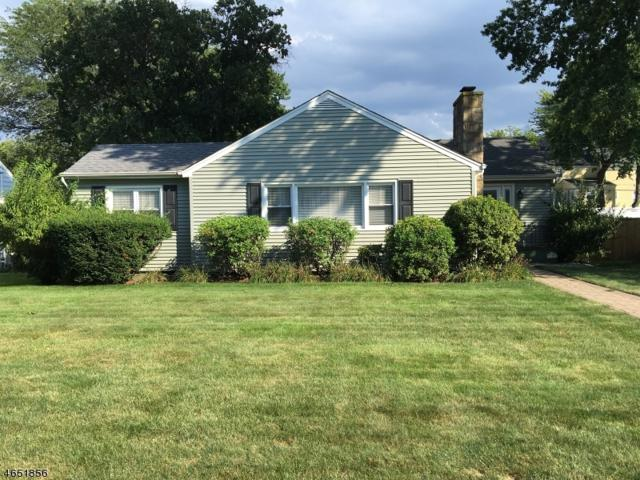 745 Evergreen Pkwy, Union Twp., NJ 07083 (#3418558) :: Daunno Realty Services, LLC