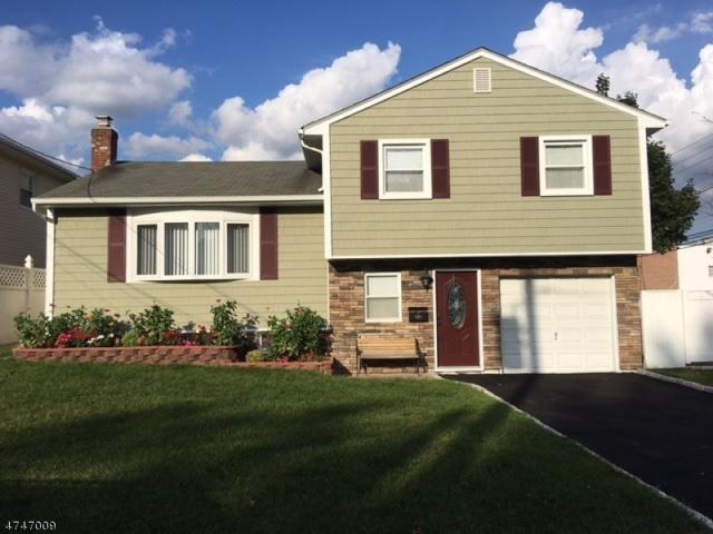 2343 Laurana Rd, Union Twp., NJ 07083 (MLS #3418588) :: The Dekanski Home Selling Team