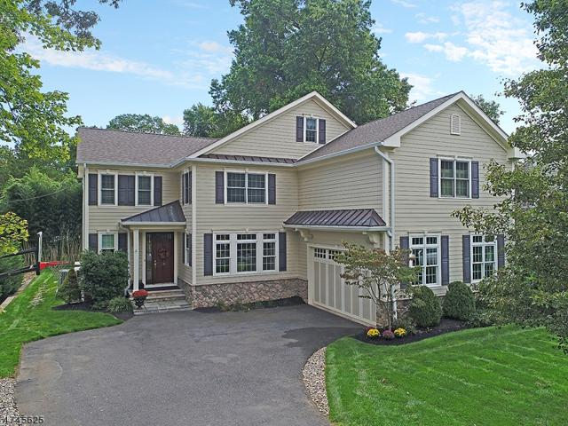 19 Falmouth Road, Chatham Twp., NJ 07928 (MLS #3418646) :: The Sue Adler Team