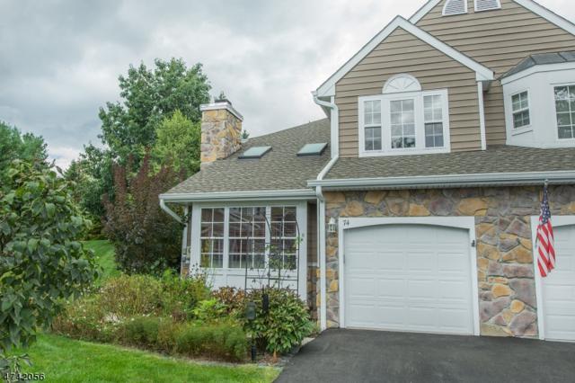 74 Knoll Ct, Long Hill Twp., NJ 07946 (MLS #3418647) :: The Dekanski Home Selling Team