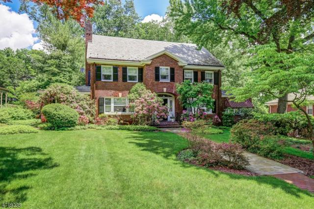 425 Twin Oak Rd, South Orange Village Twp., NJ 07079 (MLS #3418801) :: The Sue Adler Team