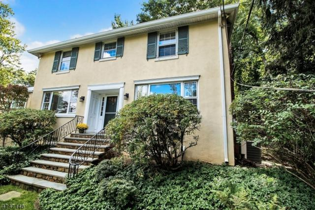 653 Fairmount Ave, Chatham Twp., NJ 07928 (MLS #3418829) :: SR Real Estate Group