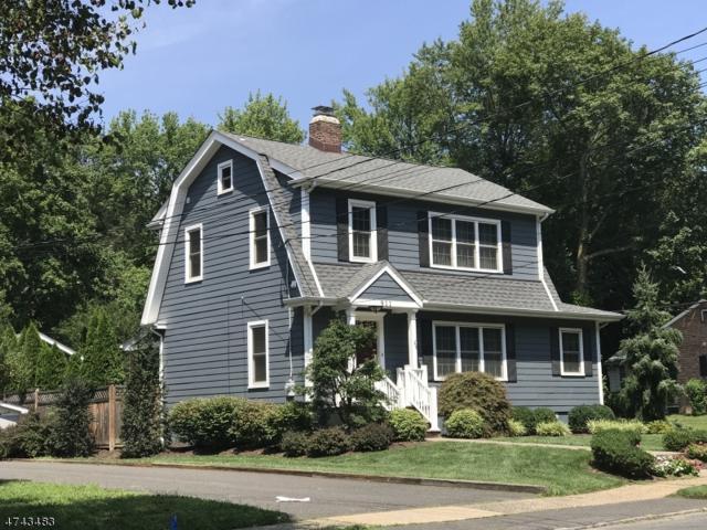 911 Springfield Ave, New Providence Boro, NJ 07974 (MLS #3418900) :: The Sue Adler Team
