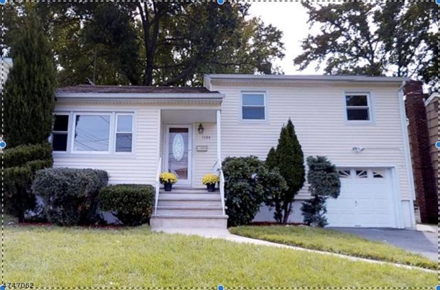 1104 W Chestnut St, Union Twp., NJ 07083 (MLS #3419468) :: The DeVoe Group
