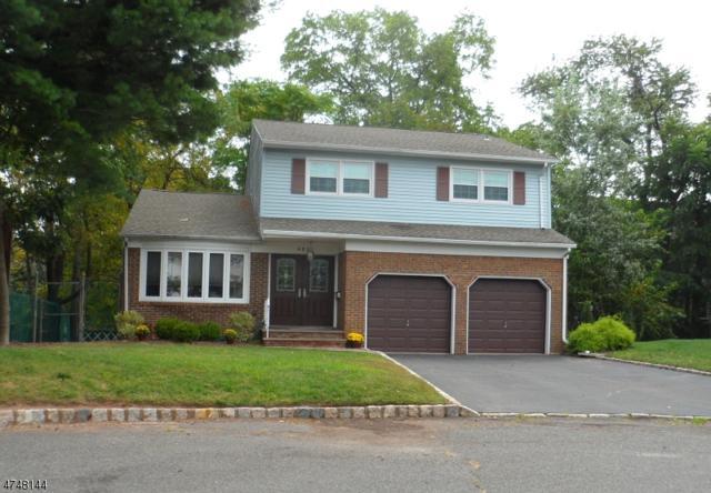 403 Scott Ct, Union Twp., NJ 07083 (MLS #3419579) :: The DeVoe Group