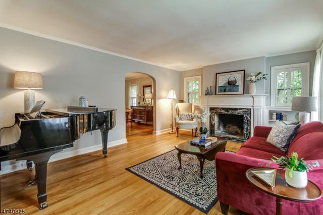 25 Burnet St, Maplewood Twp., NJ 07040 (MLS #3419649) :: Keller Williams Midtown Direct