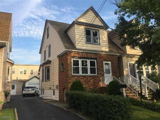 852 Devon St, Kearny Town, NJ 07032 (MLS #3419778) :: The DeVoe Group