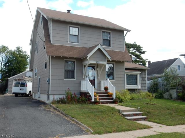 612 Ainsworth St, Linden City, NJ 07036 (MLS #3419783) :: The Dekanski Home Selling Team