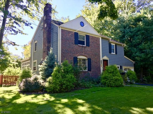 609 Orchard St, Cranford Twp., NJ 07016 (MLS #3420263) :: The Dekanski Home Selling Team