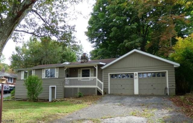 23 Fernwood Ave, Hardyston Twp., NJ 07460 (MLS #3420513) :: The Dekanski Home Selling Team