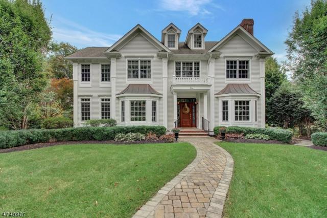 1 Warwick Rd, Chatham Twp., NJ 07928 (MLS #3420638) :: The Dekanski Home Selling Team