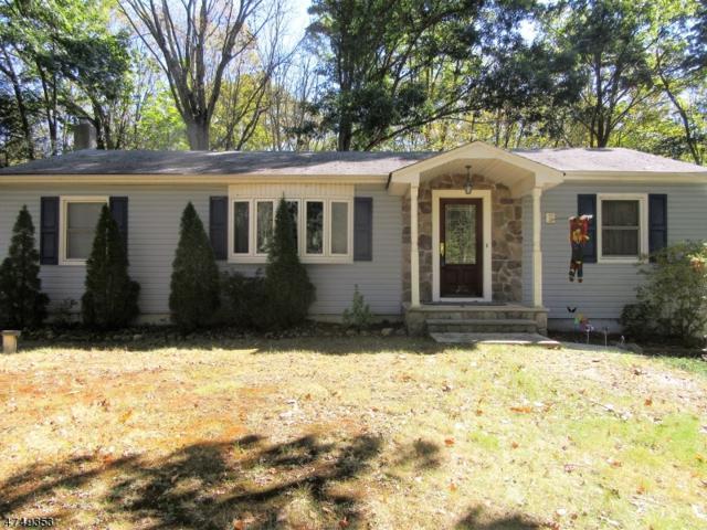 5154 Berkshire Valley Rd, Jefferson Twp., NJ 07438 (MLS #3420705) :: The Dekanski Home Selling Team