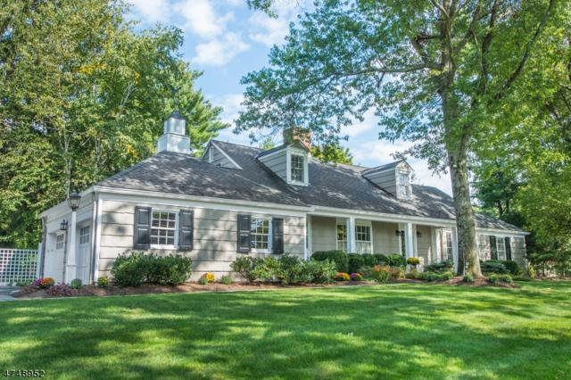 5 Scenery Hill Dr, Chatham Twp., NJ 07928 (MLS #3420865) :: The Dekanski Home Selling Team
