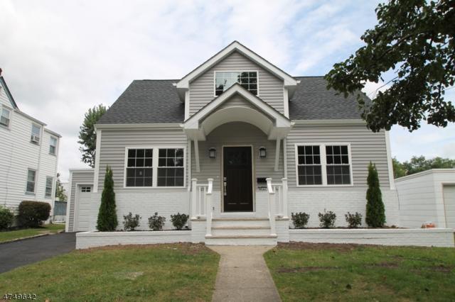 2579 Hamilton Ter, Union Twp., NJ 07083 (MLS #3420925) :: The Dekanski Home Selling Team