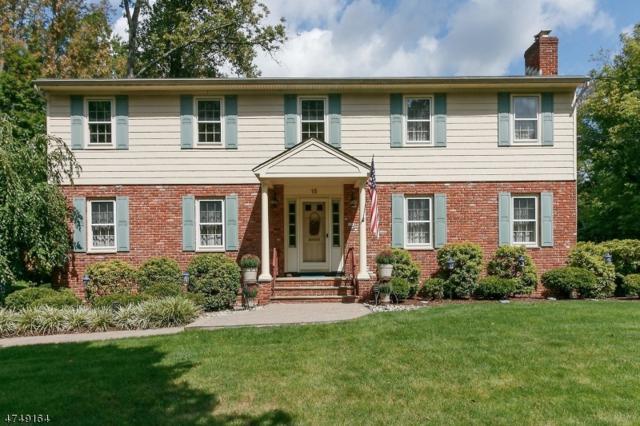 15 Oldwood Drive, New Providence Boro, NJ 07974 (MLS #3421067) :: The Dekanski Home Selling Team