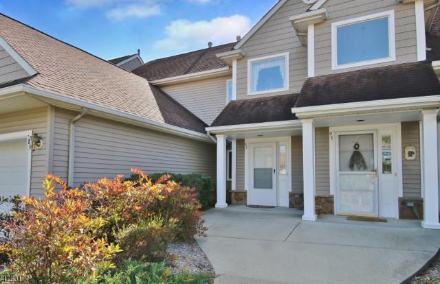 93 Bourne Circle, Hardyston Twp., NJ 07419 (MLS #3421532) :: The Dekanski Home Selling Team