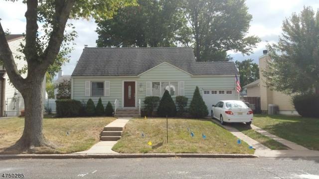 627 Amherst Rd, Linden City, NJ 07036 (MLS #3421575) :: The Dekanski Home Selling Team