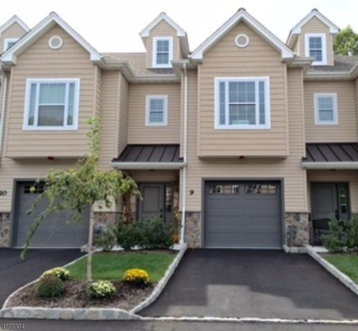 13 North Ridge Circle #13, East Hanover Twp., NJ 07936 (MLS #3421983) :: The Dekanski Home Selling Team