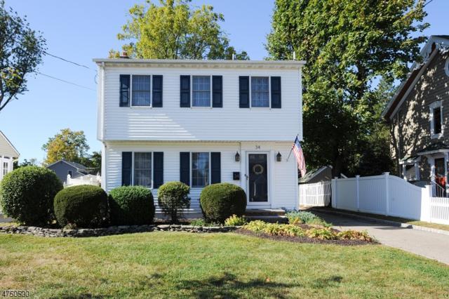 34 Jefferson Ave, Pompton Lakes Boro, NJ 07442 (MLS #3422311) :: The Dekanski Home Selling Team