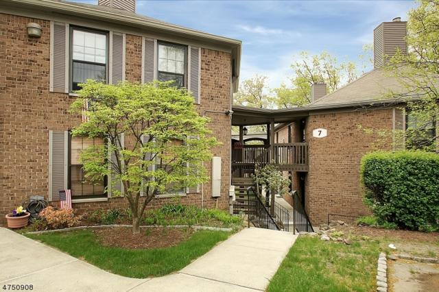181 Long Hill Rd Unit 7-3 #3, Little Falls Twp., NJ 07424 (MLS #3422313) :: The Dekanski Home Selling Team