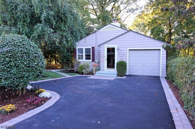 651 Valley St, Maplewood Twp., NJ 07040 (MLS #3422436) :: The Dekanski Home Selling Team