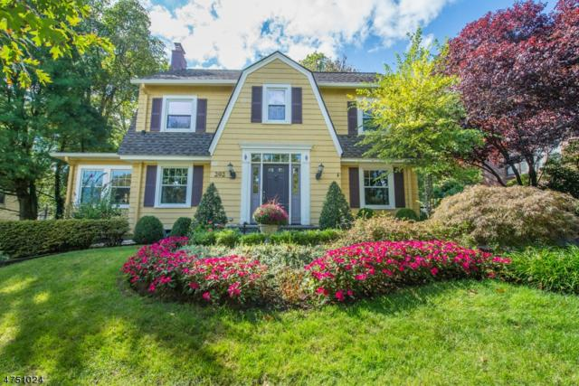 292 Winthrop Ter, South Orange Village Twp., NJ 07079 (MLS #3422608) :: The Dekanski Home Selling Team