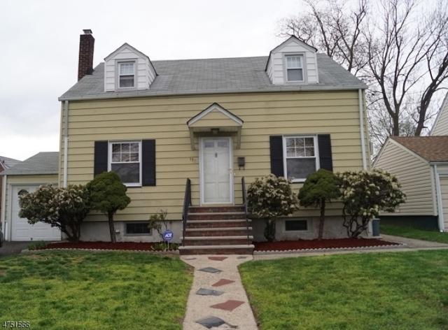 152 Kimberly Rd, Union Twp., NJ 07083 (MLS #3422723) :: The Dekanski Home Selling Team
