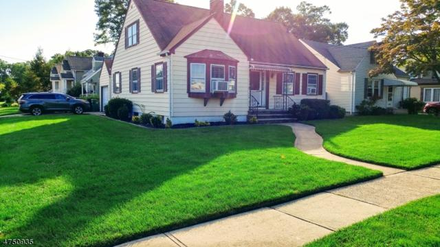 2101 Summit Terrace, Linden City, NJ 07036 (MLS #3422751) :: The Dekanski Home Selling Team
