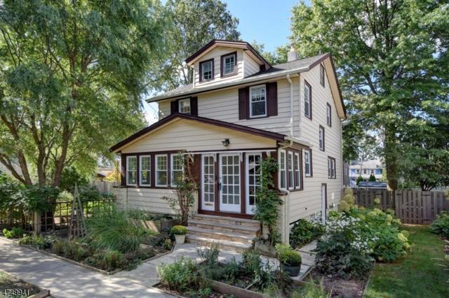 12 Edgebrook Pl, Cranford Twp., NJ 07016 (MLS #3422793) :: The Dekanski Home Selling Team