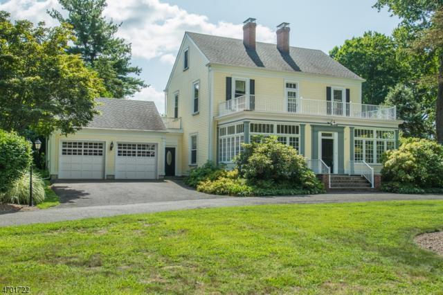 138 Noe Ave, Chatham Twp., NJ 07928 (MLS #3422967) :: The Dekanski Home Selling Team