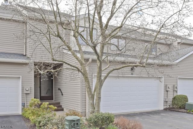 49 Raven Dr, Morris Twp., NJ 07960 (MLS #3423137) :: The Dekanski Home Selling Team
