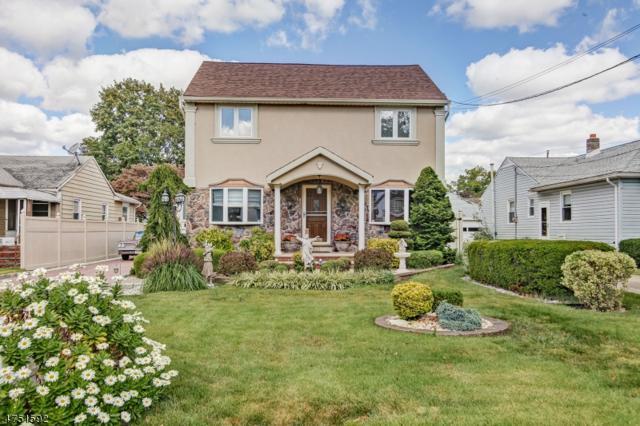 612 Washington Ave, Kenilworth Boro, NJ 07033 (MLS #3423163) :: The Dekanski Home Selling Team