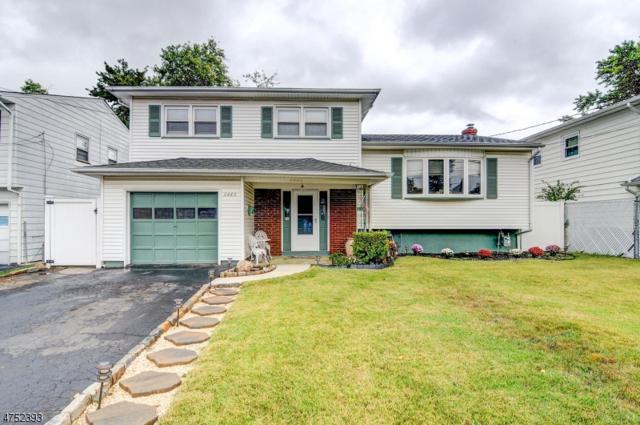 2463 Wilson Terrace, Union Twp., NJ 07083 (MLS #3423660) :: The Dekanski Home Selling Team