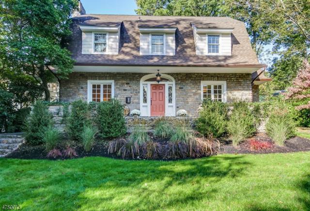 26 Washington Park, Maplewood Twp., NJ 07040 (MLS #3423819) :: The Dekanski Home Selling Team
