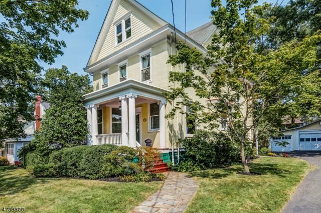 33 Sommer Ave, Maplewood Twp., NJ 07040 (MLS #3423879) :: The Dekanski Home Selling Team