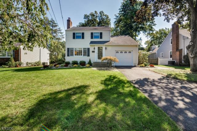 39 Evergreen Ave, New Providence Boro, NJ 07974 (MLS #3423923) :: Keller Williams MidTown Direct