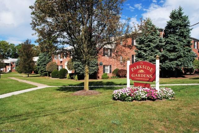 87 Roseland Ave, Unit 95 #95, Caldwell Boro Twp., NJ 07006 (MLS #3424234) :: The Dekanski Home Selling Team