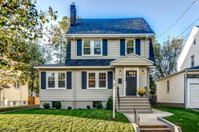 25 Coolidge Rd, Maplewood Twp., NJ 07040 (MLS #3424319) :: Keller Williams MidTown Direct