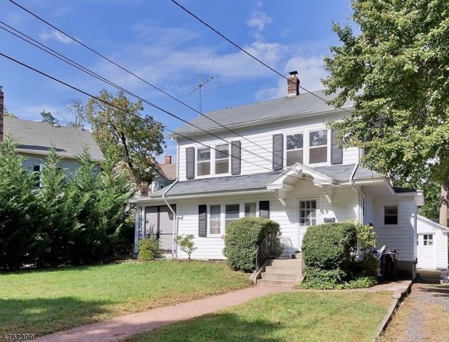 811 Berkeley Ave, Plainfield City, NJ 07062 (MLS #3424343) :: The Dekanski Home Selling Team