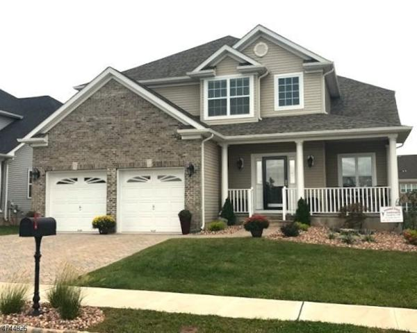 4 Canvass Ct, Franklin Twp., NJ 08873 (MLS #3424427) :: The Dekanski Home Selling Team