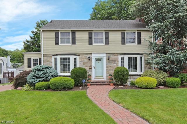 343 Stockton Rd, Union Twp., NJ 07083 (MLS #3424443) :: The Dekanski Home Selling Team