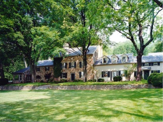 6 Stone House Rd, Mendham Twp., NJ 07945 (MLS #3424486) :: The Dekanski Home Selling Team
