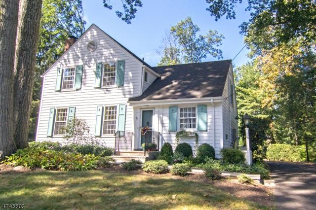 50 Edgewood Rd, Chatham Twp., NJ 07928 (MLS #3424591) :: The Sue Adler Team