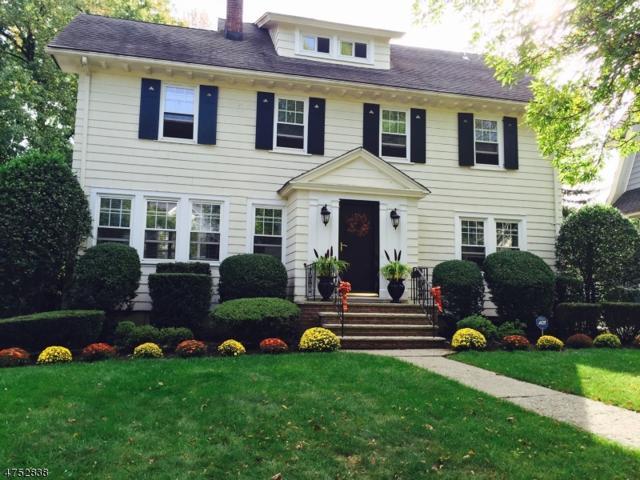 32 Carolin Rd, Montclair Twp., NJ 07043 (MLS #3424668) :: Keller Williams Midtown Direct
