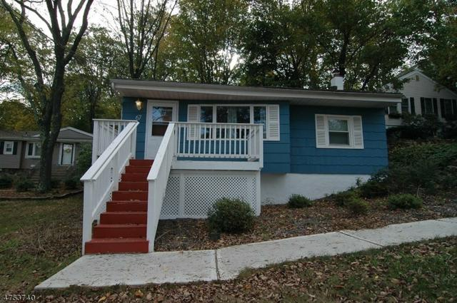 67 Cherokee Avenue, Rockaway Twp., NJ 07866 (MLS #3424843) :: RE/MAX First Choice Realtors