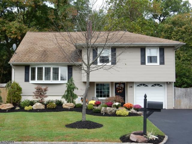 34 Dorset Dr, Kenilworth Boro, NJ 07033 (MLS #3424929) :: The Dekanski Home Selling Team