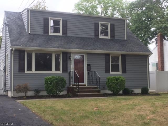 352 Maplewood Ave, Kenilworth Boro, NJ 07033 (MLS #3425023) :: The Dekanski Home Selling Team